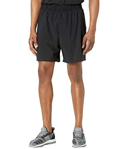 adidas 7' Club Sweat Shorts Black/White 2XL 7