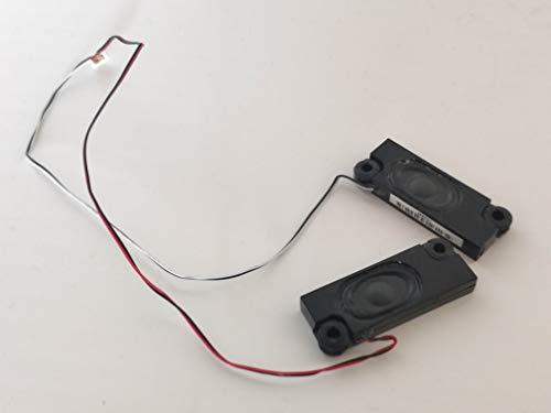 Altavoces difusores de audio Speaker par altavoces para Toshiba Satellite PSC1GE-01100UIT Original...