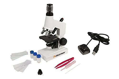 Celestron 44320 Microscope Digital Kit MDK,White