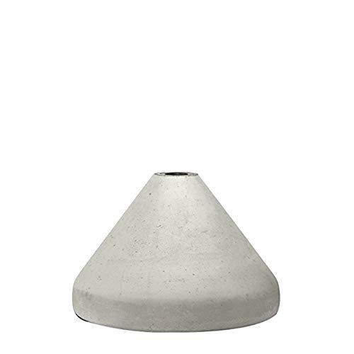blomus Standfuß Monto, beton, 21x21x13.8 cm, 65428