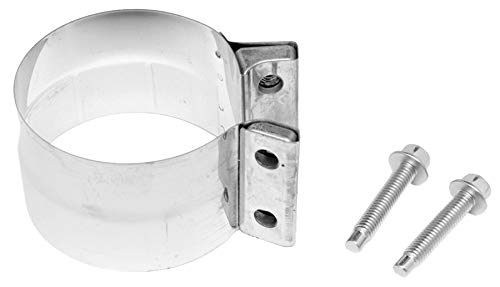 Dynomax 33272 Stainless Steel Hardware Clamp Band