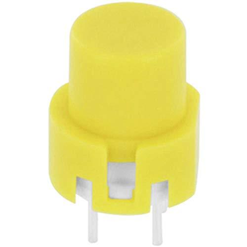 TRU Components TC-D6GE Impulstaster 35 V/DC 0.01 A tastend 1 St.