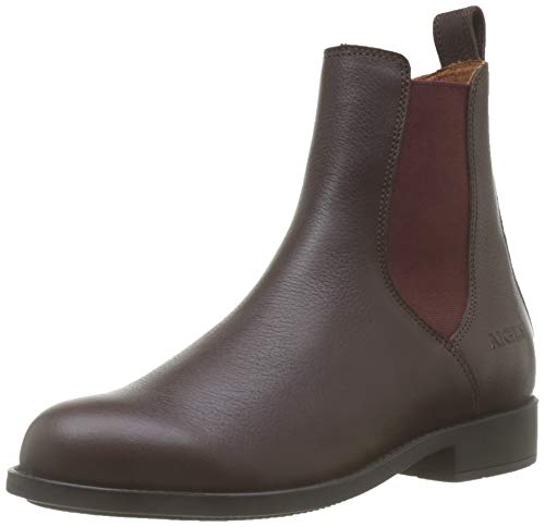 Aigle Damen Caours W Chelsea Boots, Braun (Darkbrown 001), 41 EU