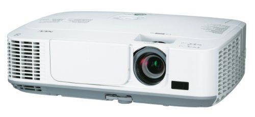 NEC M311W LCD Projektor 3.100 ANSILumen WXGA 1.280x800 3.000:1 16:10 HDMI USB RCA D-Sub 1xRJ45 28dB 1x10W Mono Fernbedienung