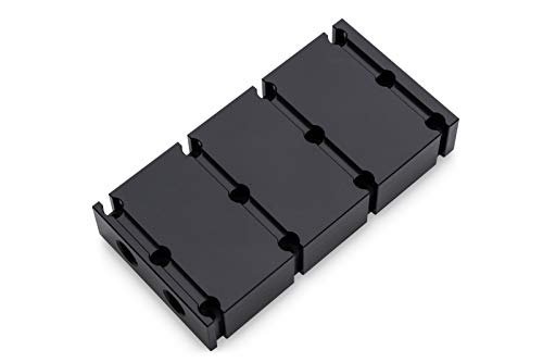 EK Water Blokken EK-Scalar Quad 2 -Slot grafische kaart Link Connector - Acetal