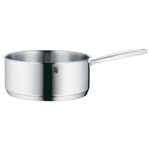 WMF Gala Plus Stielkasserolle, ohne Deckel, Ø 16 cm, Cromargan Edelstahl poliert, induktionsgeeignet, spülmaschinengeeignet