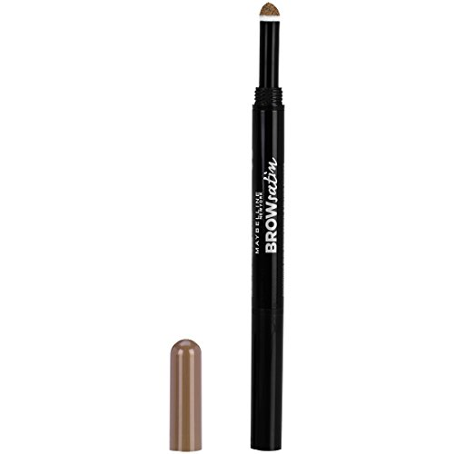 Maybelline New York Brow Define + Fill Duo Makeup, Blonde, 0.021 oz.