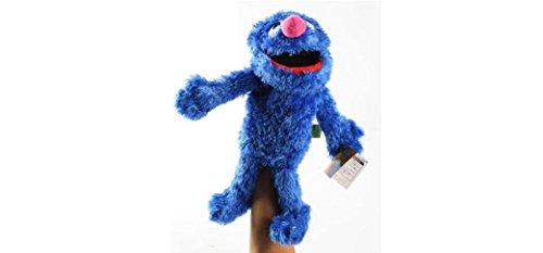 """Sesame Street Grover Plush Puppet 13"""""""