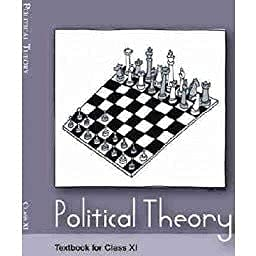 NCERT Political Theory part II (pol science) for Class 11 – latest edition as per NCERT/CBSE with binding