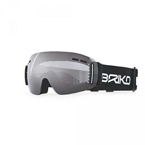 Briko Shadow Skibrille, Metal Lens