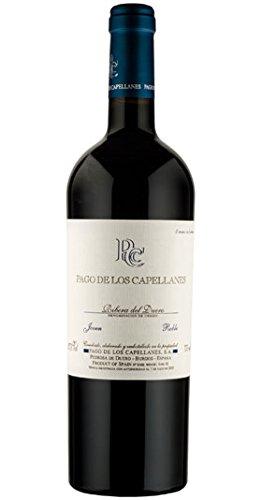 Pago de los Capellanes Joven Roble 75cl (caja de 6), Ribera Del Duero, España, Tempranillo, vino tinto