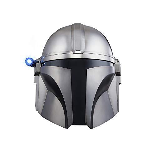 Hasbro Star Wars The Black Series The Mandalorian elektronischer Premium Helm Rollenspielprodukt, für Kids ab 14 Jahren