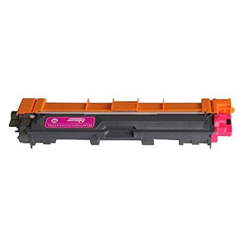 Brother compatible TN281 Cartuchos de tóner HL3140CW HL-3150CDW HL3170CDW Oficina original Consumibles-Drum Rack 2500 páginas en...