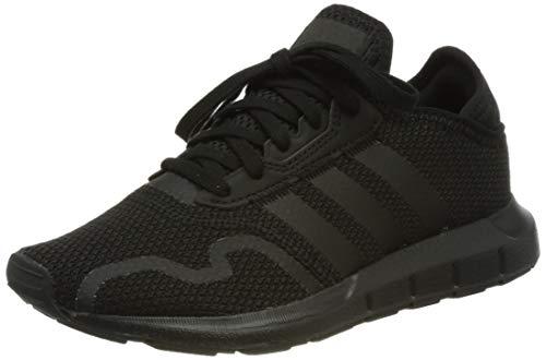 adidas Swift Run X J, Scarpe da Ginnastica, Core Black/Core Black/Core Black, 37 1/3 EU