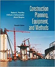 Construction Planning, Equipment, and Methods 7th (seventh) edition Text Only