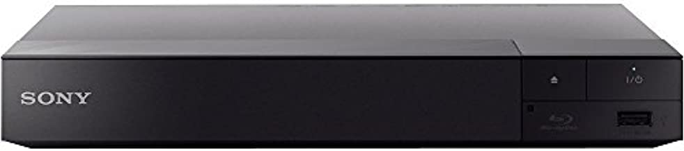 Sony BDPS6500 3D 4K Upscaling Blu-ray Player with Wi-Fi (2015 Model)