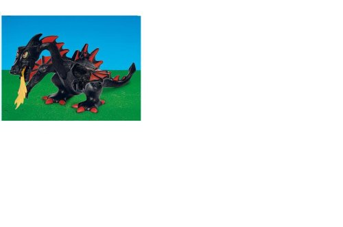 Playmobil 7944 - Schwarzer Drache (Folienverpackung)