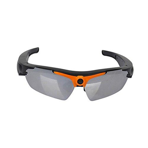 Powpro Pspy PP-GL03 720P HD 65degree Sunglasses Camera 5MPixels Sunglasses Video Recorder Camcorder