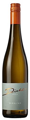 Weingut Diehl Riesling – Halbtrockener, milder Weißwein aus der Wein-Region Pfalz (1 x 0,75l)