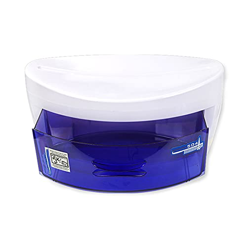 ZSH Esterilizador UV Desinfección Herramientas de salón de Belleza Desinfectador UV Gabinete esterilizador, Adecuado para Tijeras, biberones, Juguetes, Toallas y Muchos más