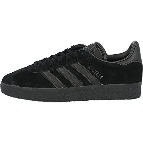 adidas Gazelle, Zapatillas de deporte para Hombre, Negro (Core Black/Core Black/Core Black 0), 44 EU