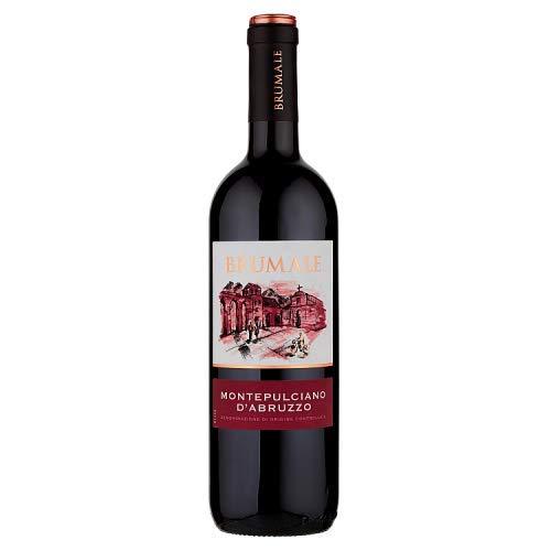Brumale - Vino Rosso Montepulciano D abruzzo DOC - Bottiglia da 750 ml