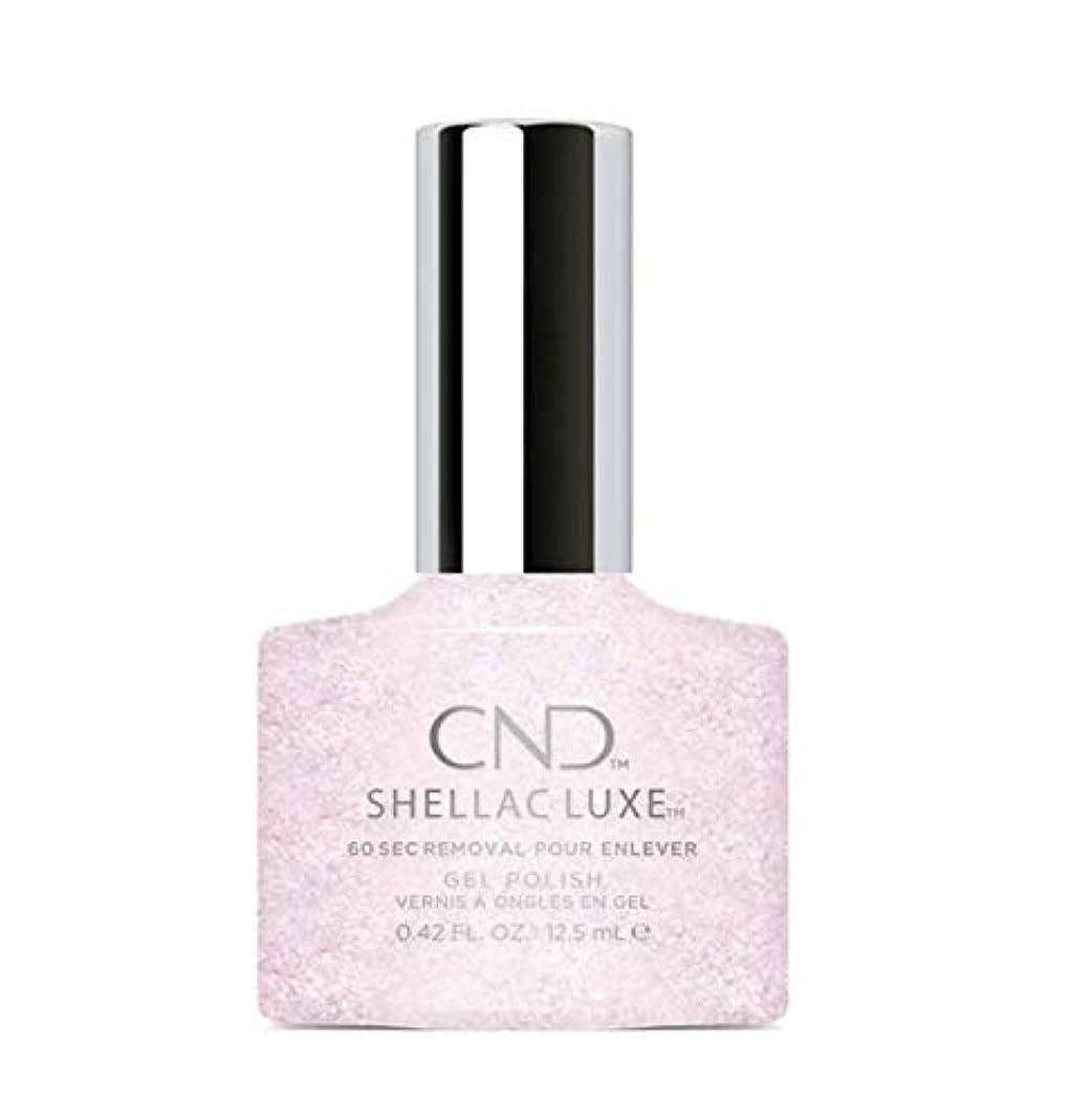 尊敬するブート警戒CND Shellac Luxe - Ice Bar - 12.5 ml / 0.42 oz