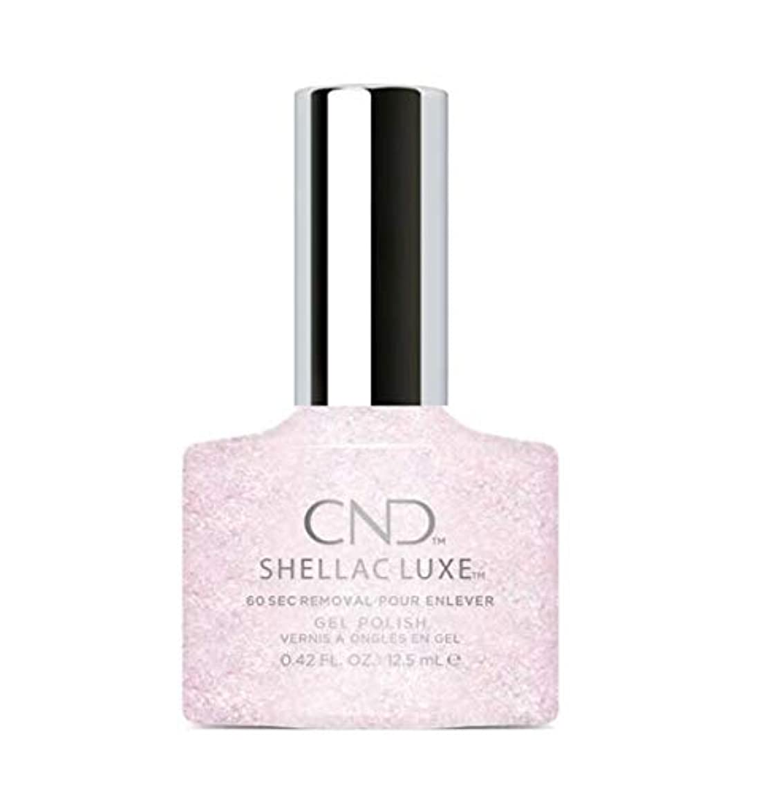 公平劣るフロントCND Shellac Luxe - Ice Bar - 12.5 ml / 0.42 oz
