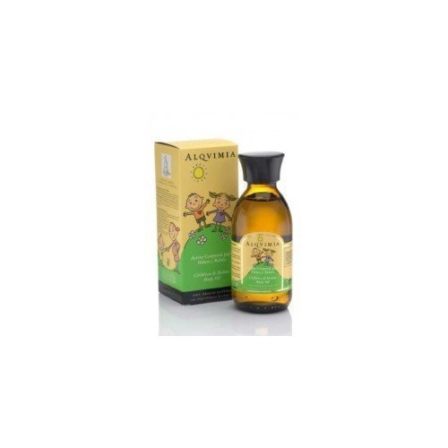 ALCHEMY OIL CORP, INFANTS AND CHILDREN 150ML by Alqvimia