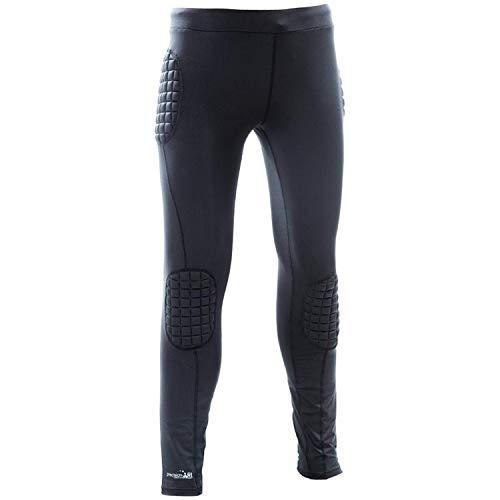 Precision GK Wattierte Unterhose Größe XL (schwarz)