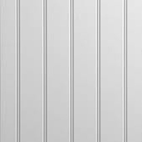 Tongue & Groove MDF Cross Grain - Wall Bath Panel Primed Cladding Panels 4ft x 4ft (1220mm x 1220mm)
