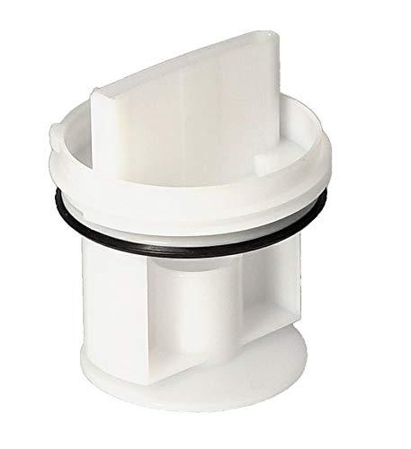 DREHFLEX - Flusensiebeinsatz/Fremdkörperfalle passend für diverse Waschmaschinen von Bosch/Siemens/Constructa - passend für Teile-Nr. 00605010/00647920