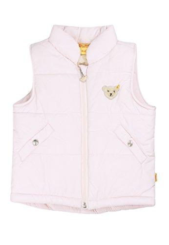 Steiff Steiff Mädchen 6827 Weste, Rosa (Barely Pink 2560), 116