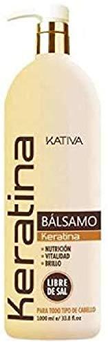 KATIVA Bálsamo de Keratina, Único, 1 litro