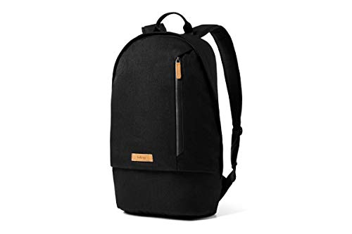 Bellroy Campus Backpack (16 liter, voor 15 inch laptops, wisselkleding, portefeuille, smartphone) zwart