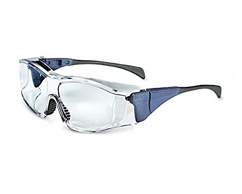 Honeywell 1027613 Overspec Blue, Clear Fog Ban Large Safety Goggles