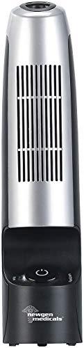 newgen medicals Luftionisator: Luftreiniger mit Ionisator und Gebläse, 2 Stufen, 3,2 Watt (Raumluft Ionisator)