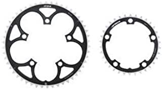 FSA 34t Pro Road 9/10-Speed 110mm Ti Color Chainring (use w/50t outer)