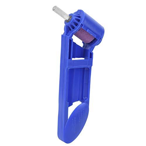 Broca Ginder, azul, afilado, portátil, rectificado, herramienta de afilado de brocas, afilador de brocas, para brocas para afilar