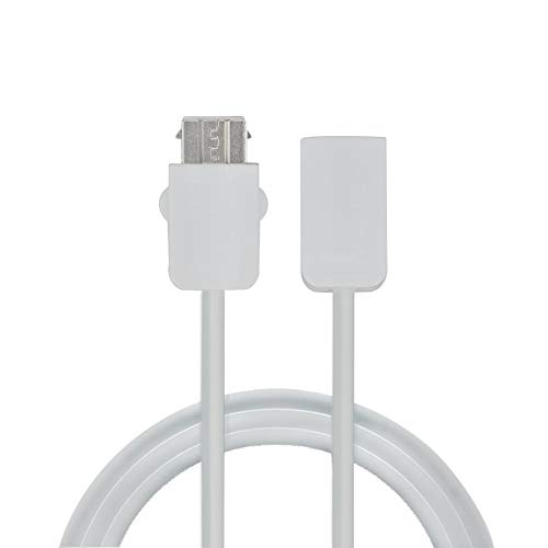 Akaddy - Cable alargador para Nintendo NES Mini Classic Wii (6,5 m)