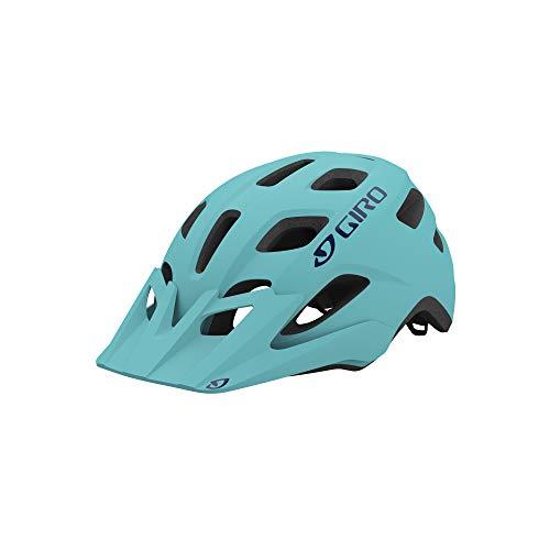 Giro Tremor MIPS Youth Visor MTB Bike Cycling Helmet - Universal Youth (50-57 cm), Matte Glacier (2021)
