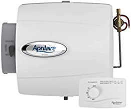 Aprilaire - 500MZ 500M Whole Home Humidifier, Manual Compact Furnace Humidifier, Large Capacity Whole House Humidifier for Homes up to 3,000 Sq. Ft.