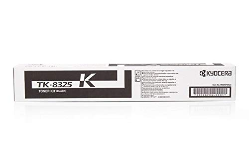 Large Capacity 18000 Pages-4colors Original Code Tk-8325 Compatible with Kyocera Color Powder Box Suitable for Kyocera Taskalfa 2551ci Copier