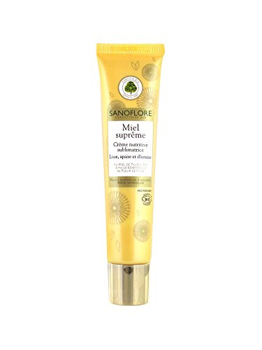SANOFLORE Miel Suprême Crème Nutritive Sublimatrice - 40ml