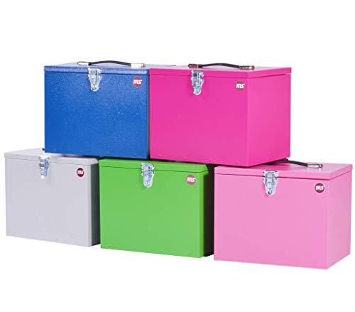 Pferde-Putzbox grün; Putzkiste für Pferde; Pferde-Putzbox; Putzkiste; Putzkasten; Alu-Putzbox, für Reiter und Ihre Pferde entwickelt - 9