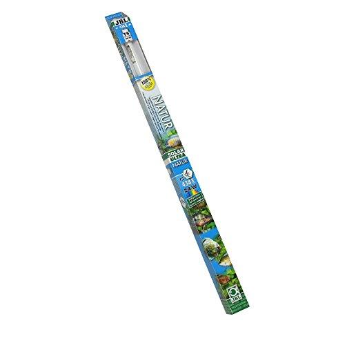 JBL 61751 Solar-Leuchtstoffröhre Tageslichtröhre für Süßwasseraquarien, 24 W Solar Natur Ultra T5