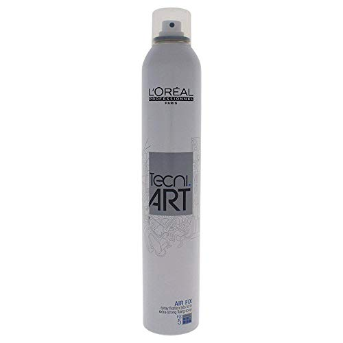 L'Oréal Professionnel TecniART Air Fix, 400 ml, 1er Pack, (1x 400 ml)