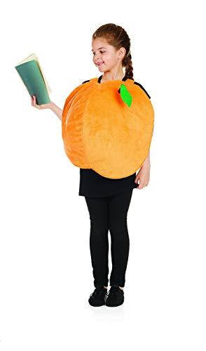 Fun Shack Naranja Melocotón Disfraz para Niños y Niñas - Un Tamaño