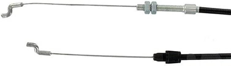 FS80 Remplace origine 4137 180 1100 Longueur totale: 1135mm FS85 Longueur de ga/îne: 850mm FS85T C/âble dacc/él/ération adaptable STIHL pour mod/èles FS75