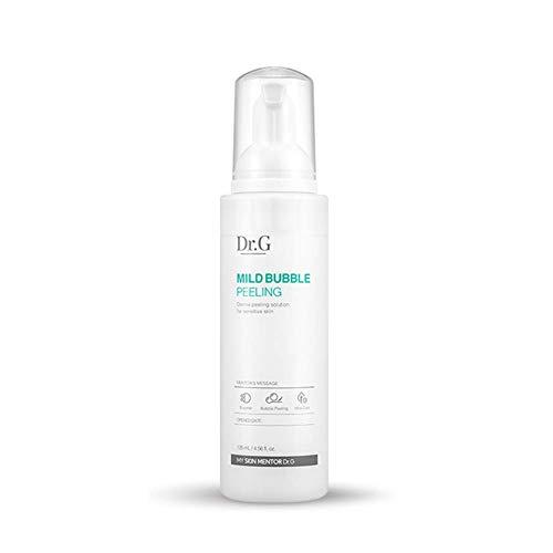Mild Bubble Peeling 135ml/ 4.56 fl.oz Mild Exfoliators for Sensitive Skin